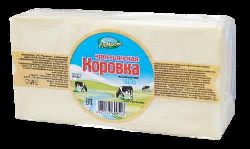 """Спред растительно-сливочный """"Крестьянская коровка"""", 72,5%"""
